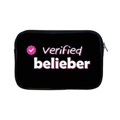 Verified Belieber Apple Ipad Mini Zipper Cases by Valentinaart