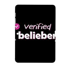 Verified Belieber Samsung Galaxy Tab 2 (10 1 ) P5100 Hardshell Case  by Valentinaart
