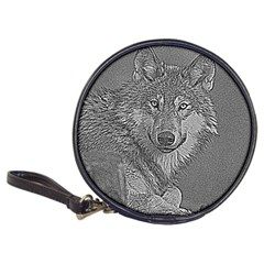 Wolf Forest Animals Classic 20 Cd Wallets
