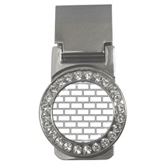 Wall Pattern Rectangle Brick Money Clips (cz)  by BangZart