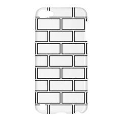 Wall Pattern Rectangle Brick Apple Ipod Touch 5 Hardshell Case