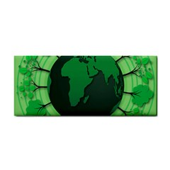 Earth Forest Forestry Lush Green Cosmetic Storage Cases