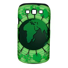 Earth Forest Forestry Lush Green Samsung Galaxy S Iii Classic Hardshell Case (pc+silicone)