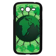 Earth Forest Forestry Lush Green Samsung Galaxy Grand Duos I9082 Case (black) by BangZart