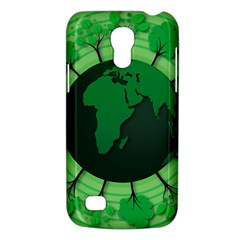 Earth Forest Forestry Lush Green Galaxy S4 Mini by BangZart