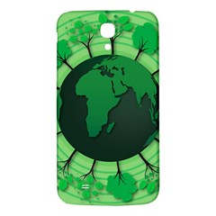 Earth Forest Forestry Lush Green Samsung Galaxy Mega I9200 Hardshell Back Case by BangZart