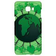 Earth Forest Forestry Lush Green Samsung C9 Pro Hardshell Case  by BangZart