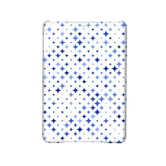 Star Curved Background Blue Ipad Mini 2 Hardshell Cases by BangZart