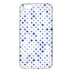 Star Curved Background Blue Iphone 6 Plus/6s Plus Tpu Case