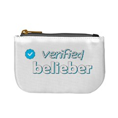 Verified Belieber Mini Coin Purses by Valentinaart