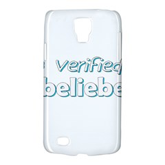 Verified Belieber Galaxy S4 Active by Valentinaart