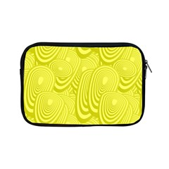 Yellow Oval Ellipse Egg Elliptical Apple Ipad Mini Zipper Cases