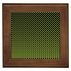 Pattern Halftone Background Dot Framed Tiles
