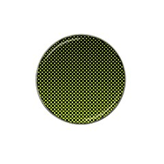 Pattern Halftone Background Dot Hat Clip Ball Marker