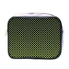 Pattern Halftone Background Dot Mini Toiletries Bags by BangZart