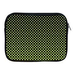 Pattern Halftone Background Dot Apple Ipad 2/3/4 Zipper Cases
