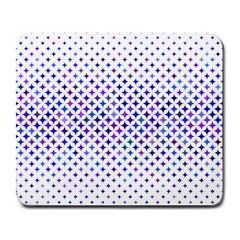 Star Curved Background Geometric Large Mousepads