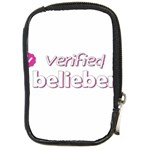 Verified Belieber Compact Camera Cases Front