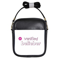 Verified Belieber Girls Sling Bags