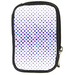 Star Curved Background Geometric Compact Camera Cases by BangZart