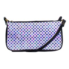 Star Curved Background Geometric Shoulder Clutch Bags by BangZart