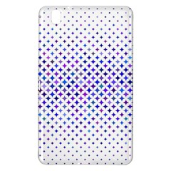 Star Curved Background Geometric Samsung Galaxy Tab Pro 8 4 Hardshell Case