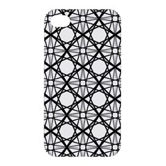 Line Stripe Curves Curved Seamless Apple Iphone 4/4s Hardshell Case