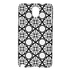 Line Stripe Curves Curved Seamless Samsung Galaxy Note 3 N9005 Hardshell Case