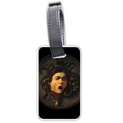 Medusa Luggage Tags (one Side)  by Valentinaart