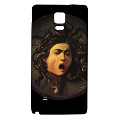 Medusa Galaxy Note 4 Back Case by Valentinaart