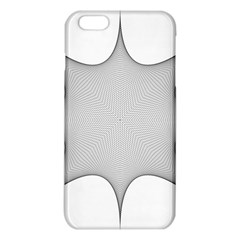 Star Grid Curved Curved Star Woven Iphone 6 Plus/6s Plus Tpu Case