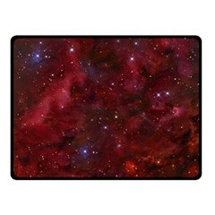 Abstract Fantasy Color Colorful Fleece Blanket (small)