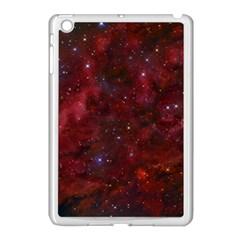 Abstract Fantasy Color Colorful Apple Ipad Mini Case (white)