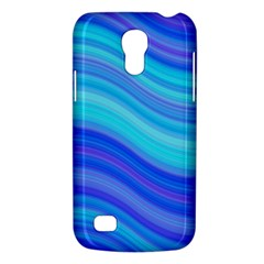 Blue Background Water Design Wave Galaxy S4 Mini
