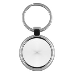 Background Line Motion Curve Key Chains (round)