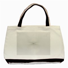 Background Line Motion Curve Basic Tote Bag (two Sides)