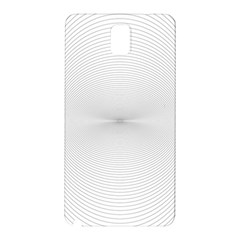 Background Line Motion Curve Samsung Galaxy Note 3 N9005 Hardshell Back Case