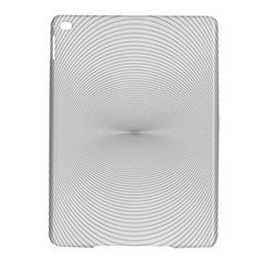 Background Line Motion Curve Ipad Air 2 Hardshell Cases