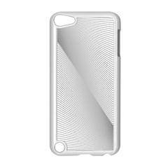 Background Pattern Stripe Apple Ipod Touch 5 Case (white)