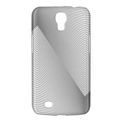 Background Pattern Stripe Samsung Galaxy Mega 6 3  I9200 Hardshell Case by BangZart