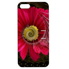 Fantasy Flower Fractal Blossom Apple Iphone 5 Hardshell Case With Stand by BangZart