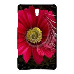 Fantasy Flower Fractal Blossom Samsung Galaxy Tab S (8 4 ) Hardshell Case