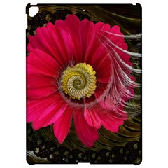 Fantasy Flower Fractal Blossom Apple Ipad Pro 12 9   Hardshell Case by BangZart