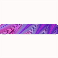 Purple Star Sun Sunshine Fractal Small Bar Mats