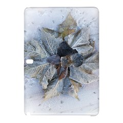 Winter Frost Ice Sheet Leaves Samsung Galaxy Tab Pro 12 2 Hardshell Case