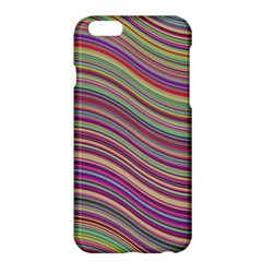 Wave Abstract Happy Background Apple Iphone 6 Plus/6s Plus Hardshell Case