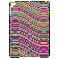 Wave Abstract Happy Background Apple Ipad Pro 9 7   Hardshell Case