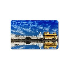 India Punjab Amritsar Sikh Magnet (name Card) by BangZart