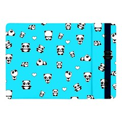 Panda Pattern Apple Ipad Pro 10 5   Flip Case by Valentinaart