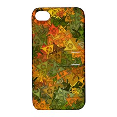 Fun,fantasy And Joy 3 Apple Iphone 4/4s Hardshell Case With Stand by MoreColorsinLife